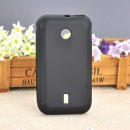 MS Standart Silicon Case Fly IQ237 Black