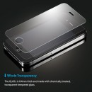 "SGP Oleophobic Coated  Tempered Glass ""Glas T"" for iPhone 4/4S (SGP08645)"