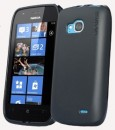 Capdase Soft Jacket 2 Xpose for Nokia 710 Black