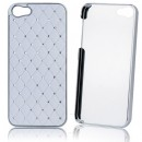 MS Diamond Back Cover iPhone 5 White