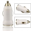Фото 2 - Акция! Universal USB Mini Car Charger Adapter White