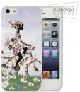 Swarovski Fashion case iPhone 5C Fairy on bike