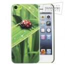 Swarovski Fashion case iPhone 5C Ladybug