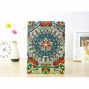 StarbucksLeather Slim Case for iPad Air with Stand Sleep & Wake Color Ornament