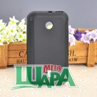 Фото 1 - MS Standart Silicon Case Fly IQ237 Black