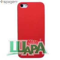 Фото 1 - SGP Ultra Thin case for iPhone 5S/5 Red