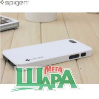 Фото 1 - SGP Ultra Thin case for iPhone 5S/5 White