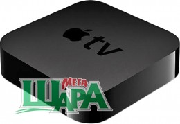 Фото 1 - Apple TV (MD199)