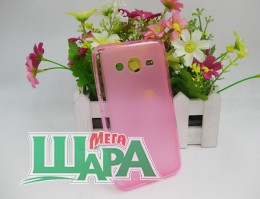 Фото 1 - MS Standart Silicon Case Samsung G355 Galaxy Core 2 Pink