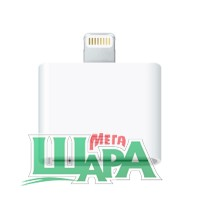 Фото 1 - Apple Lightning to 30-pin Adapter (MD823)