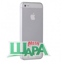Фото 1 - Ultra Slim Case 0.3mm for iPhone 4 White
