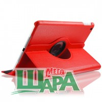 Фото 1 - X-KAYE Leather Case for iPad Air Red