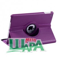 Фото 1 - X-KAYE Leather Case for iPad Air Violet
