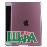 Фото 1 - iQulite Protective Hard Plastic Back Case Cover for iPad Air Pink