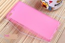 MS Standart Silicon Case Fly IQ453 Pink