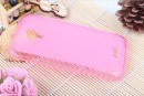 MS Standart Silicon Case Fly IQ451 Pink
