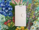 I&C Luxury Leather Book Case SAMSUNG N9000 Galaxy Note 3 White