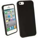 MS Standart Silicon Case iPhone 5S/5 Black