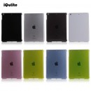 Фото 3 - iQulite Protective Hard Plastic Back Case Cover for iPad Air Black