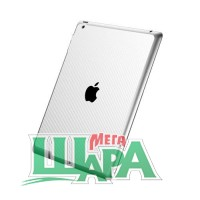 Фото 1 - SGP Premium Cover Skin White Leather for new iPad 4G LTE / Wifi