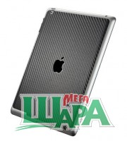 Фото 1 - SGP Premium Cover Skin Carbon Leather for new iPad 4G LTE / Wifi