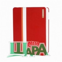 Фото 1 - Borofone new iPad/iPad 2 Business Leather Case Red