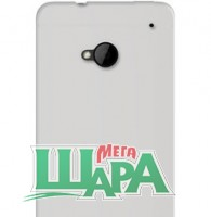 Фото 1 - Capdase Soft Jacket 2 Xpose for HTC One (801e) White