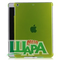 Фото 1 - iQulite Protective Hard Plastic Back Case Cover for iPad Air Green