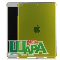 Фото 1 - iQulite Protective Hard Plastic Back Case Cover for iPad Air Yellow